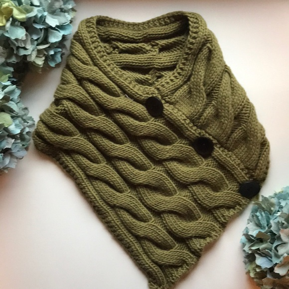 Accessories - Chunky knit neck warmer